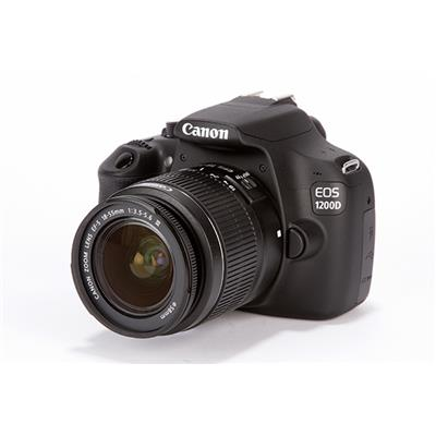 Canon 1200D + 18-55 Lens kit DSLR Fotoğraf Makinası