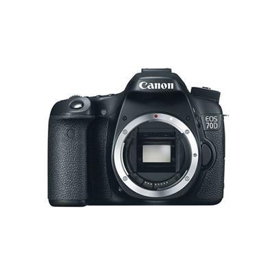 Canon 70D Body  DSLR Fotoğraf Makinası