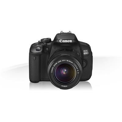 Canon EOS 650D + 18-55mm Lens Kit DSLR Fotoğraf Makinası