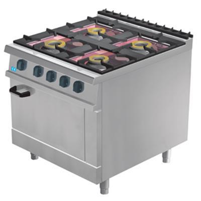 Gürçelik GAZLI KUZINE Endüstriyel Mutfak Ürünleri