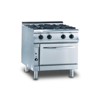 İnoksan 9KG 230-Kuzine/Fırınlı Modüler Pişirici Endüstriyel Mutfak Ürünleri