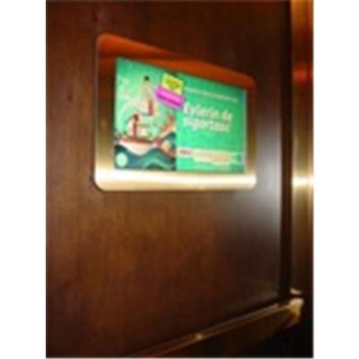 Kiosk İnnova Asansör İçi LCD Ekran