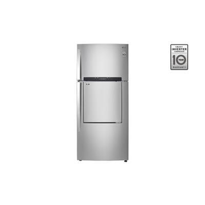 LG GC-D502HLAM Pratik Kapılı 500litre Paslanmaz Çelik VCM Çift Kapılı Buzdolabı