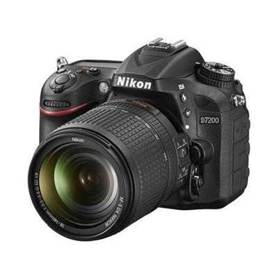 Nikon D3200 + 18-140mm VR Lens DSLR Fotoğraf Makinası