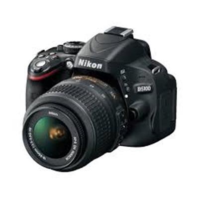 Nikon D5100 + 18-55mm Lens Kit DSLR Fotoğraf Makinası