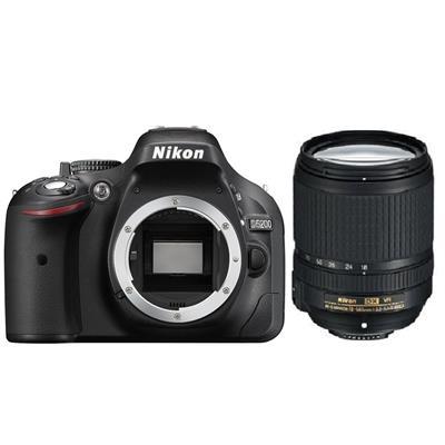 Nikon  D5200 + 18-140mm VR DSLR Fotoğraf Makinası