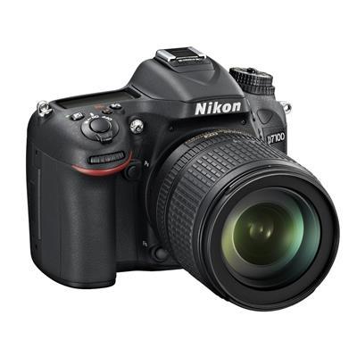 Nikon D7100 + 18-105 mm Lens Kıt DSLR Fotoğraf Makinası