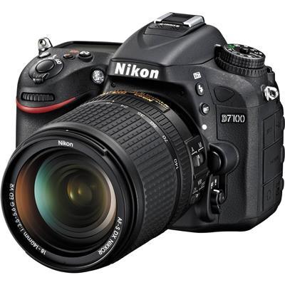 Nikon D7100 18-140 mm VR Lens  DSLR Fotoğraf Makinası