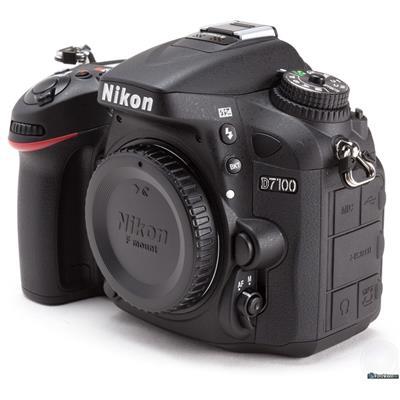 Nikon D7100 Body DSLR Fotoğraf Makinası