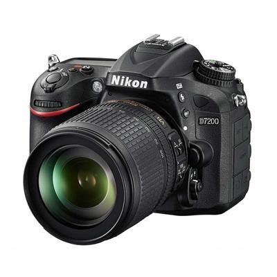 Nikon D7200 18-105mm VR Lens  DSLR Fotoğraf Makinası